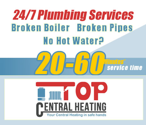 Bromley-by-Bow Plumbers